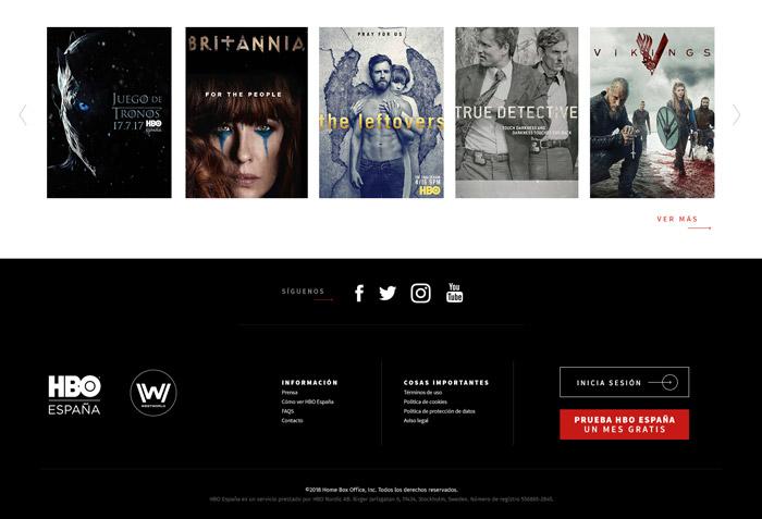 HBO España, Westworld