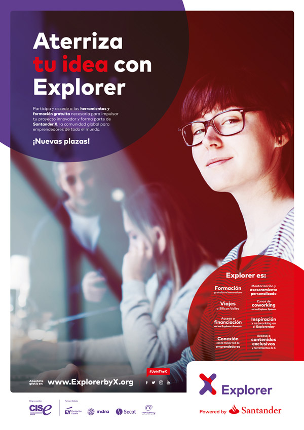 Explorer by Banco santander