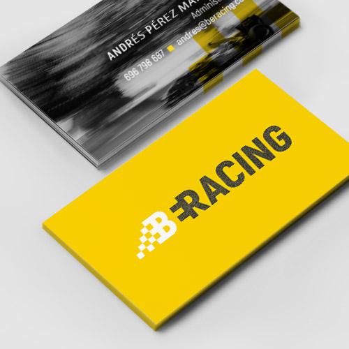 BE RACING