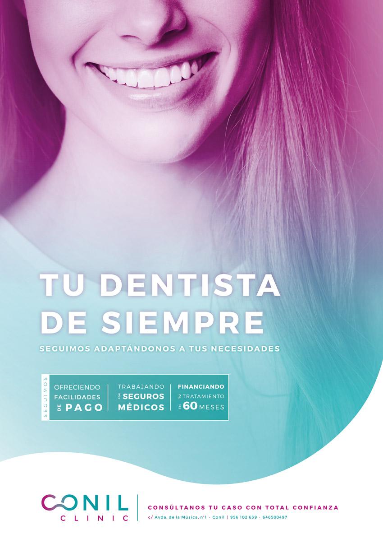 CONIL CLINIC | Clínica dental