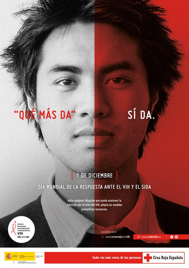 Cruz Roja Española | 1 Diciembre | Lucha contra el SIDA