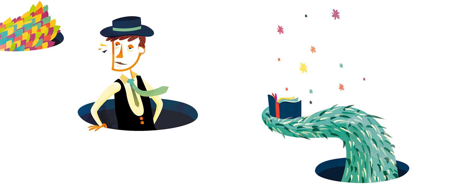 Ilustraciones Aula Dédalo